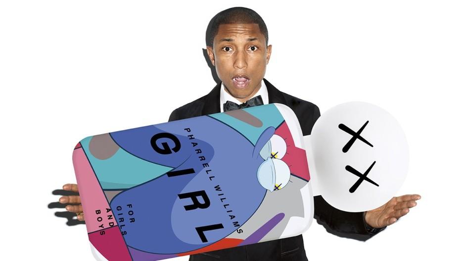 Pharrell Williams X Comme des Garçons