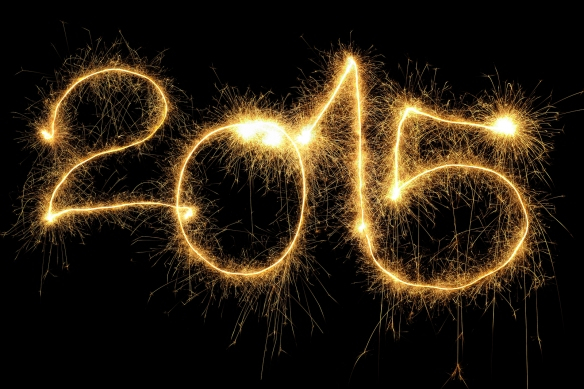 Here's to 2015!