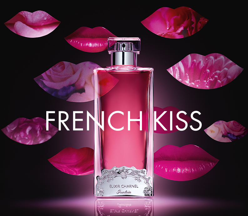 French Kiss, the Latest in Guerlain's Élixirs Charnels Collection