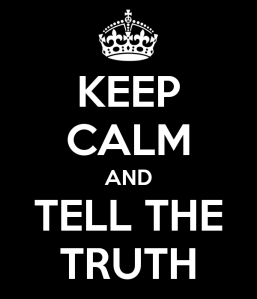 Numeros Tres: Truth and Lies