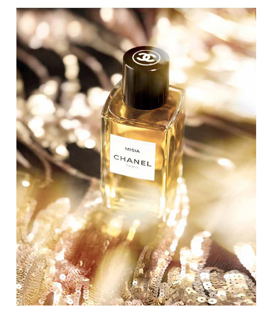 New from Les Exclusifs de Chanel: Misia