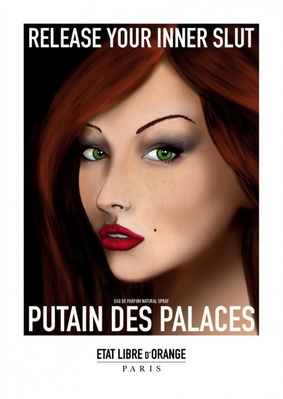 Selling Sex - Etat Libre d'Orange's Putain des Palaces