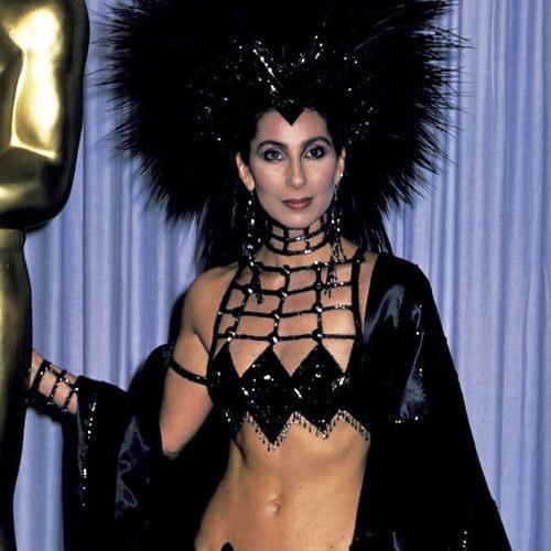 Cher in Bob Mackie (1986)
