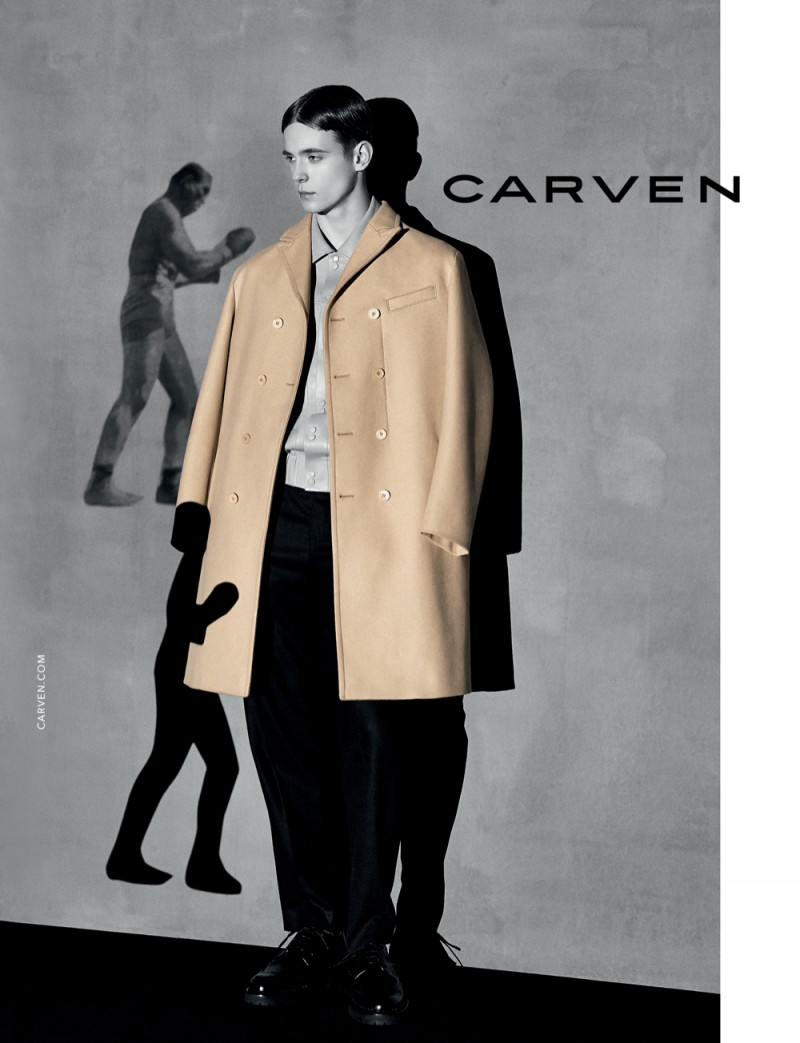 The Carven Man