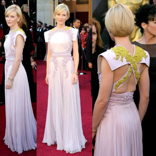 Cate Blanchett in Givenchy (2011)