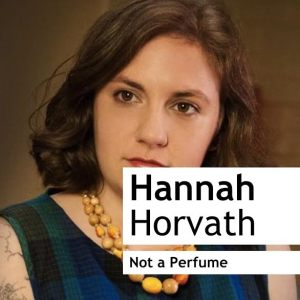 Lena Dunham as Hannah Horvath in GIRLS