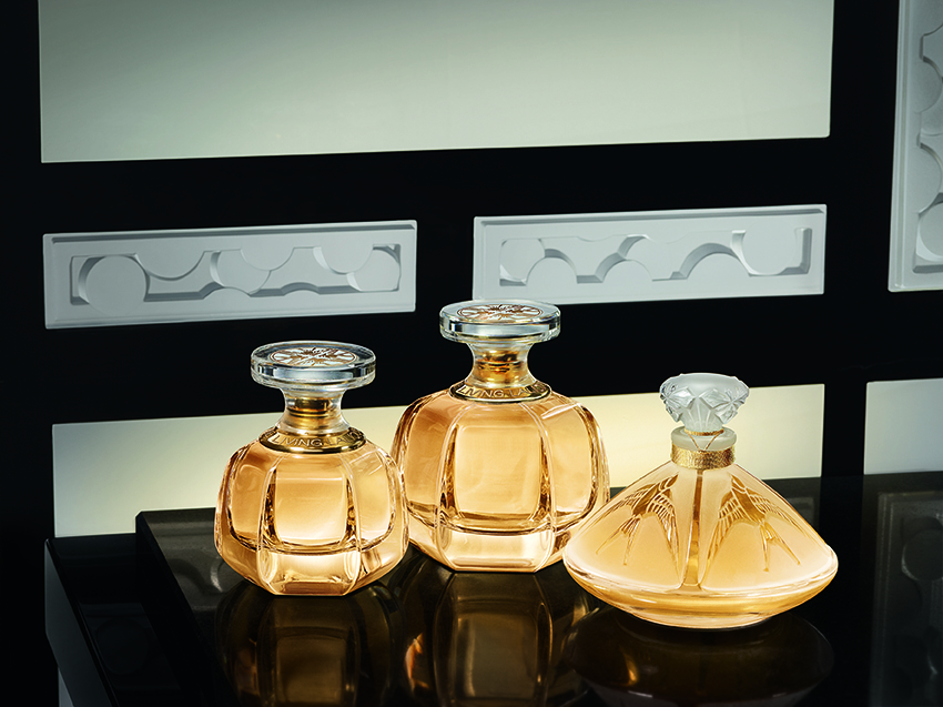 The Living Lalique Range