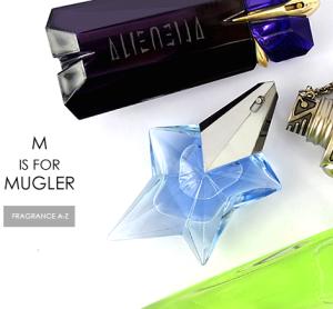'M is for Mugler' - Shortlisted for the Jasmine Digital Award