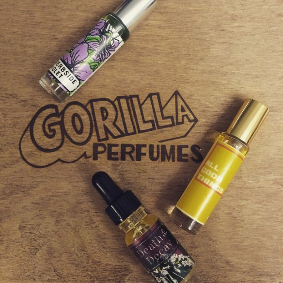 Death, Decay and Renewal - Volume 3 by Gorilla Perfume
