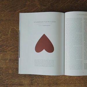 'My Kingdom for McQueen' - Shortlisted for the Jasmine Soundbite Award - Magazines