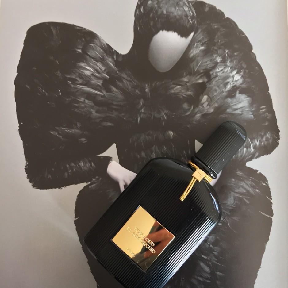 Black Duck Feather Dress, 'The Horn of Plenty', Autumn/Winter 2009-10