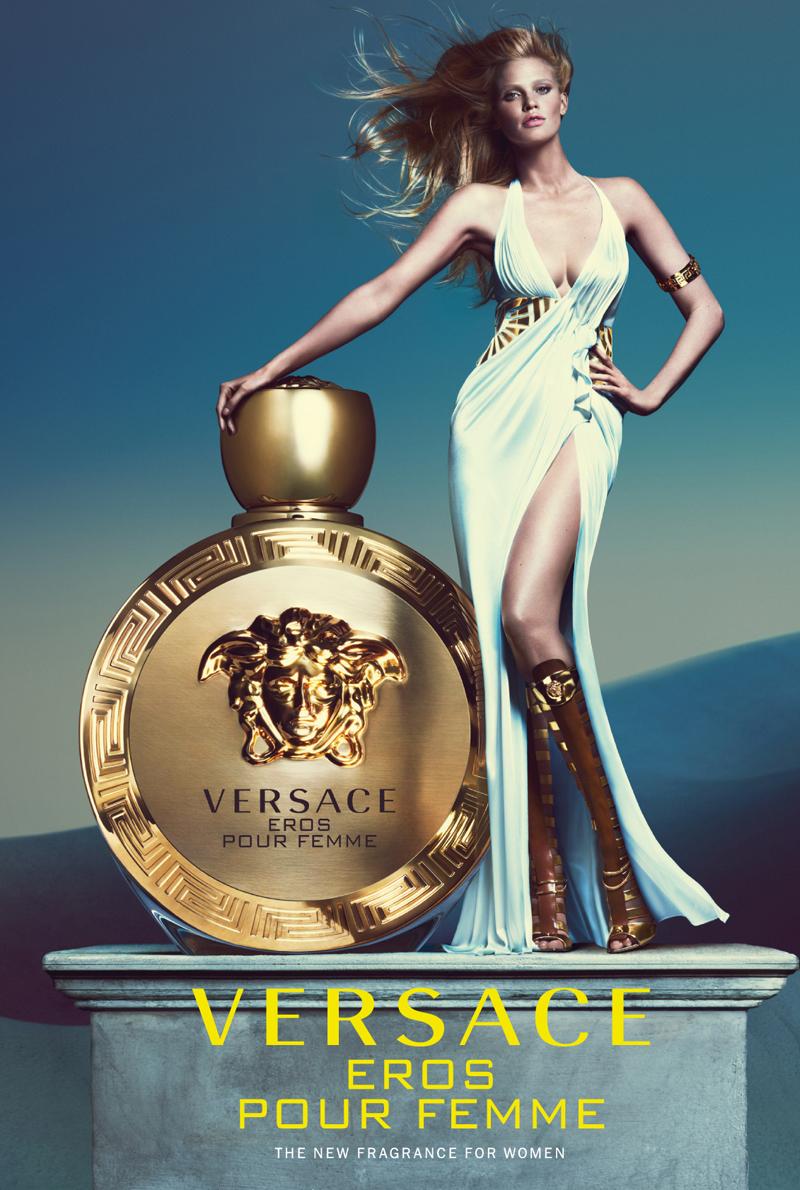 Eros Pour Femme - Versace's Goddess