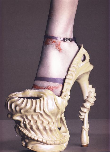 Plato S Atlantis Mcqueen Alien Shoe