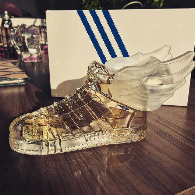 f143697b9967 Perfume with Wings – adidas ORIGINALS by Jeremy Scott Perfume review ...