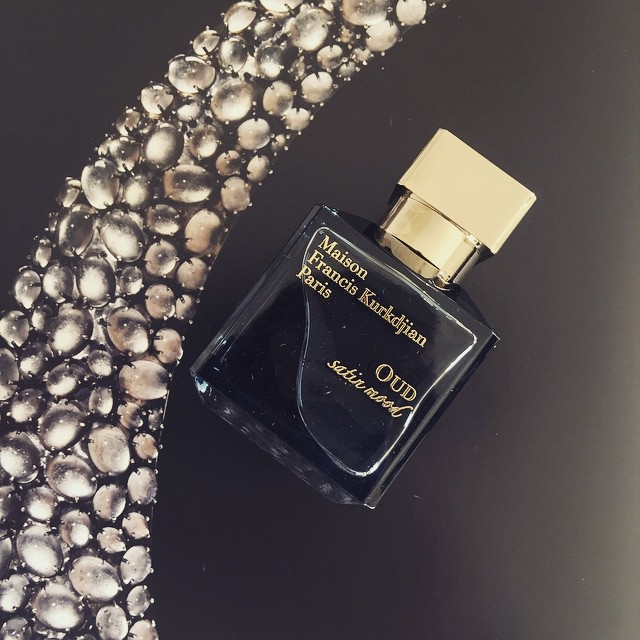 New from Francis Kurkdjian's Maison: OUD Satin Mood