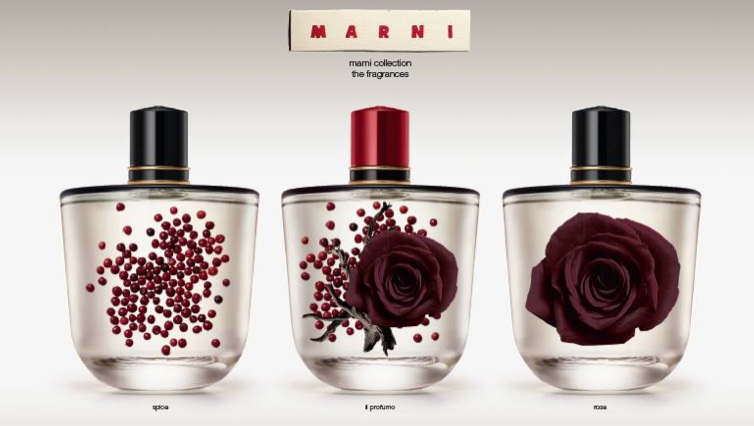 The Marni Fragrance Collection