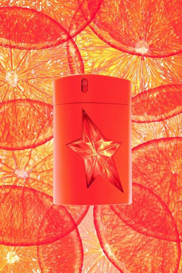 Super Orange - A*Men Ulra Zest by Thierry Mugler