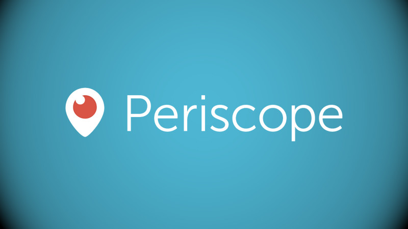 Join me on Periscope