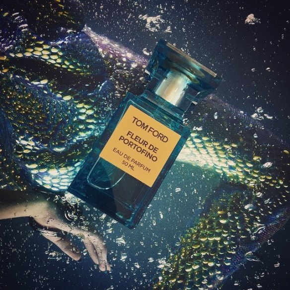 Somewhere in Paradise Lies Tom Ford's Fleur de Portofino