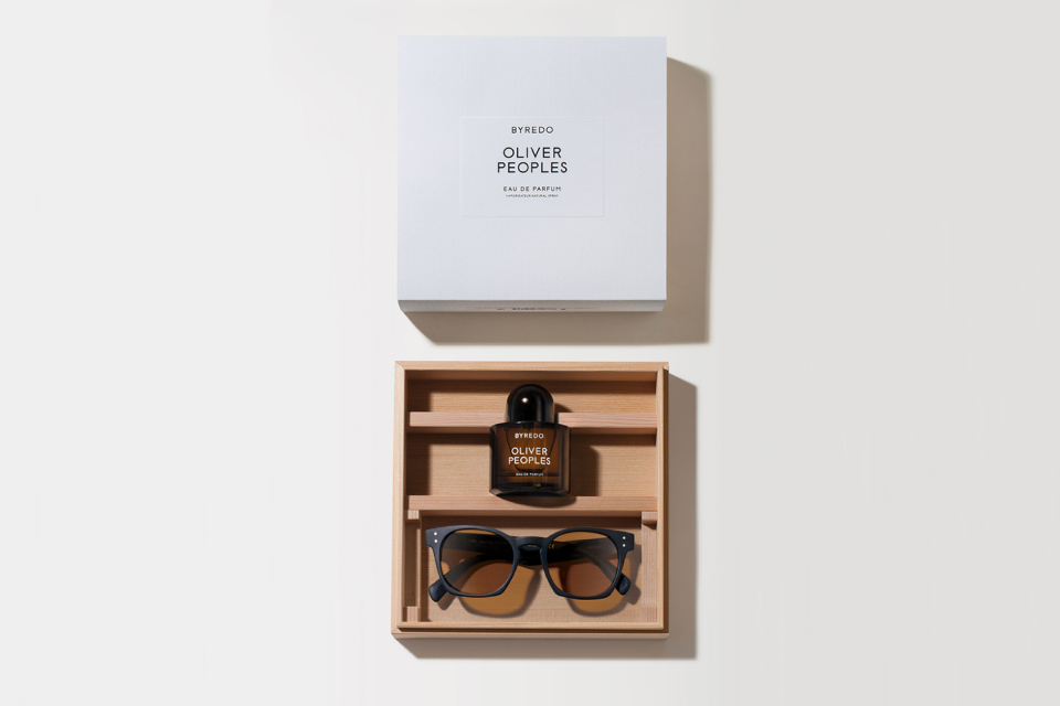 """""""Joint Perception"""" - Byredo and Oliver Peoples"""