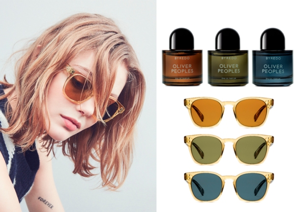 Life Through a Lense - Byredo x Oliver Peoples