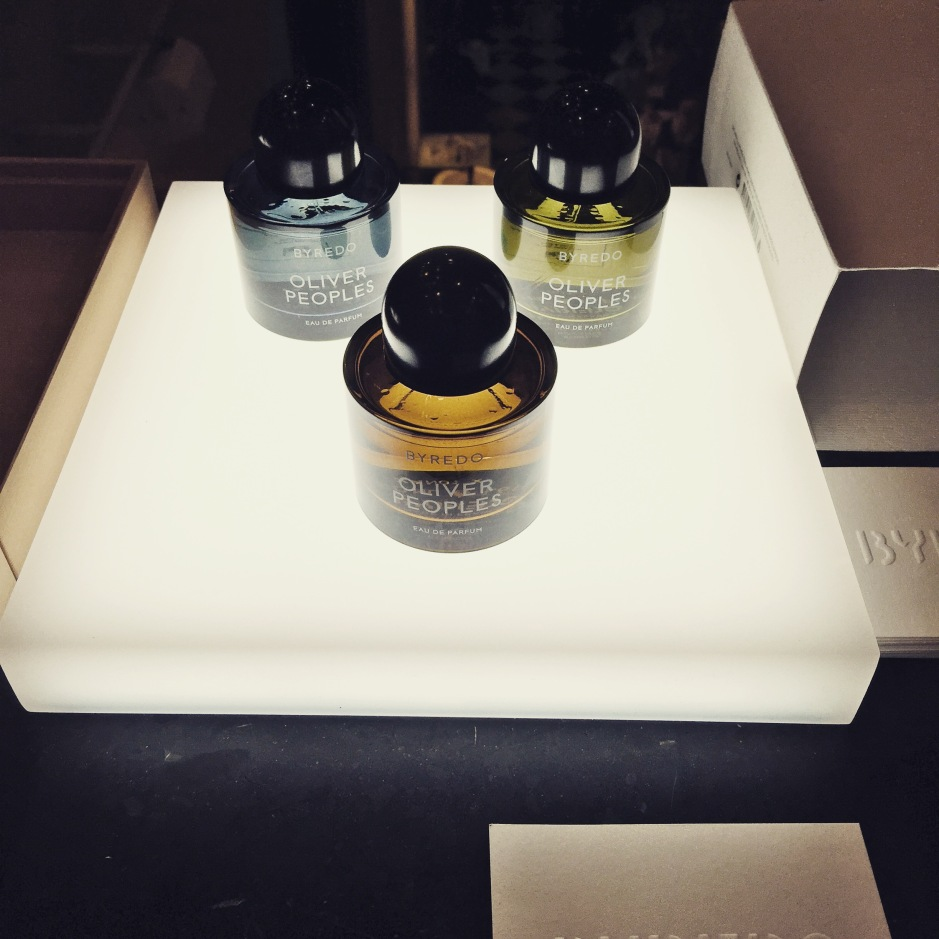 """Joint Perception"" Byredo"