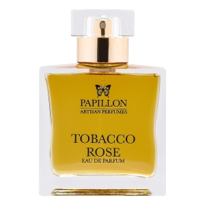 The Rebellious Rose - Tobacco Rose by Papillon Artisan Perfumes