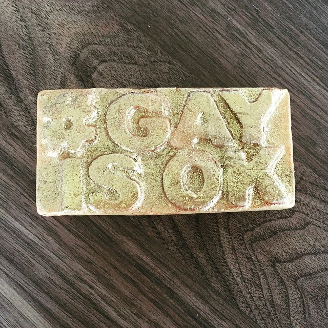 Lush Launches their #GayIsOK Campaign with a Limited Edition Soap