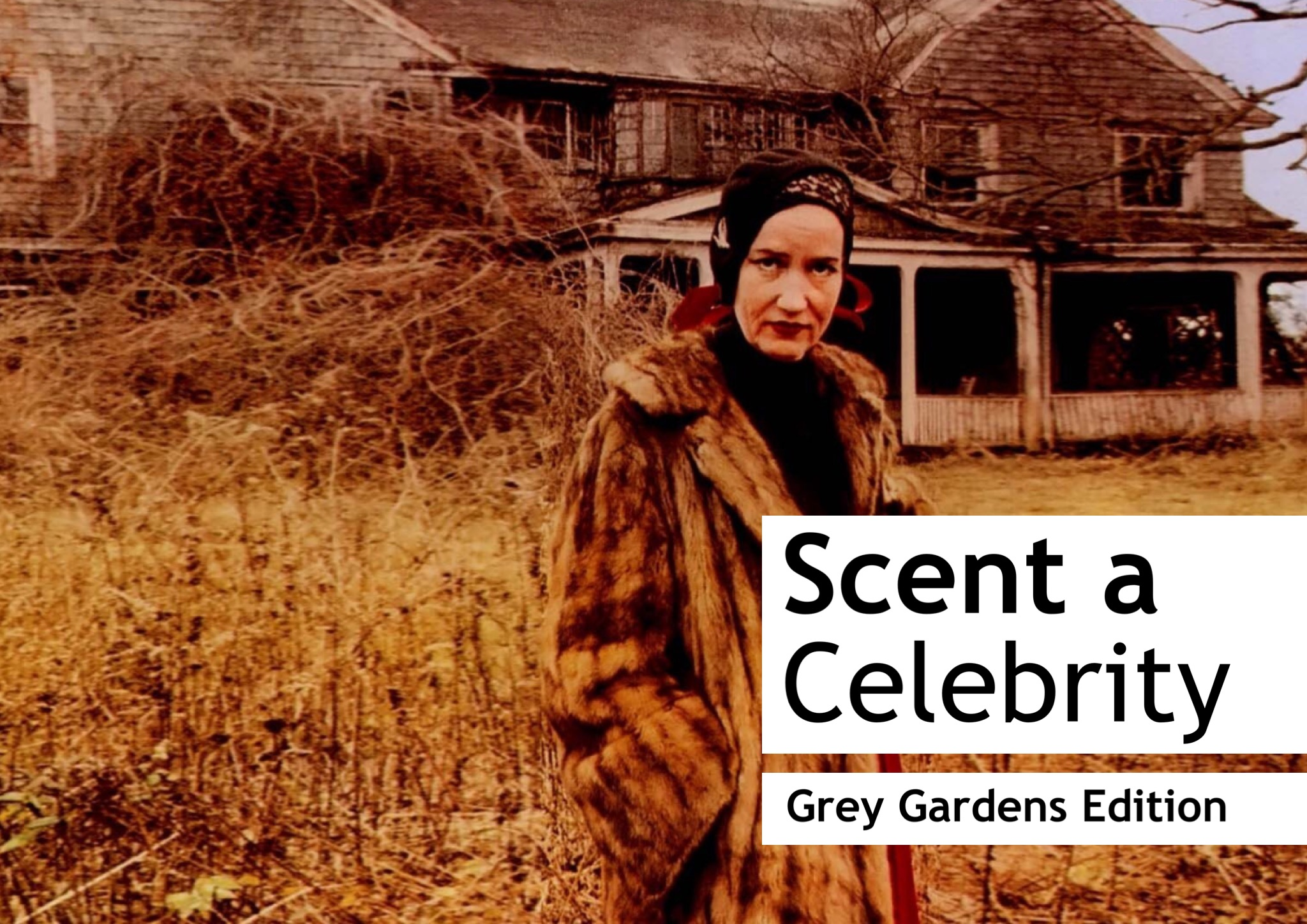 Scenting the Beales of Grey Gardens