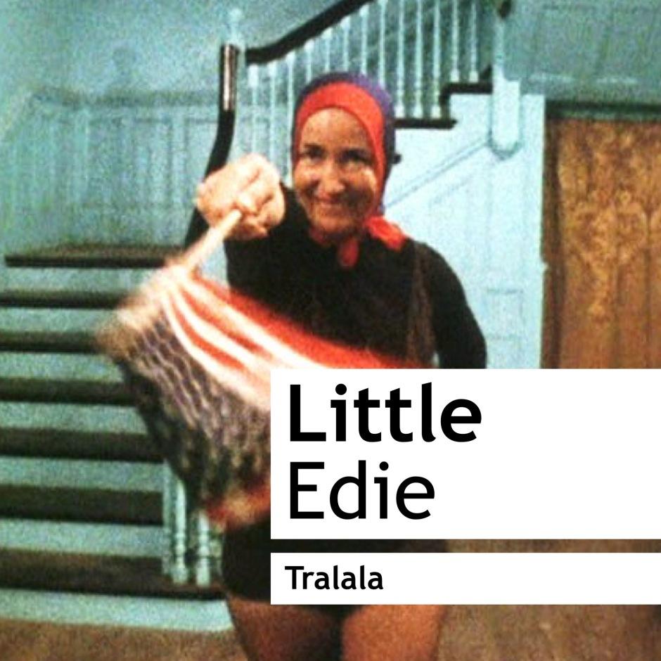 Little Edie wears Tralala by Penhaligon's