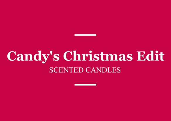 Candy's Christmas Edit