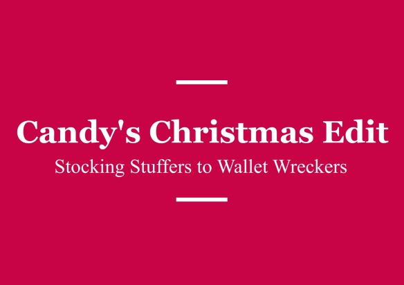 Stocking Stuffers to Wallet Wreckers