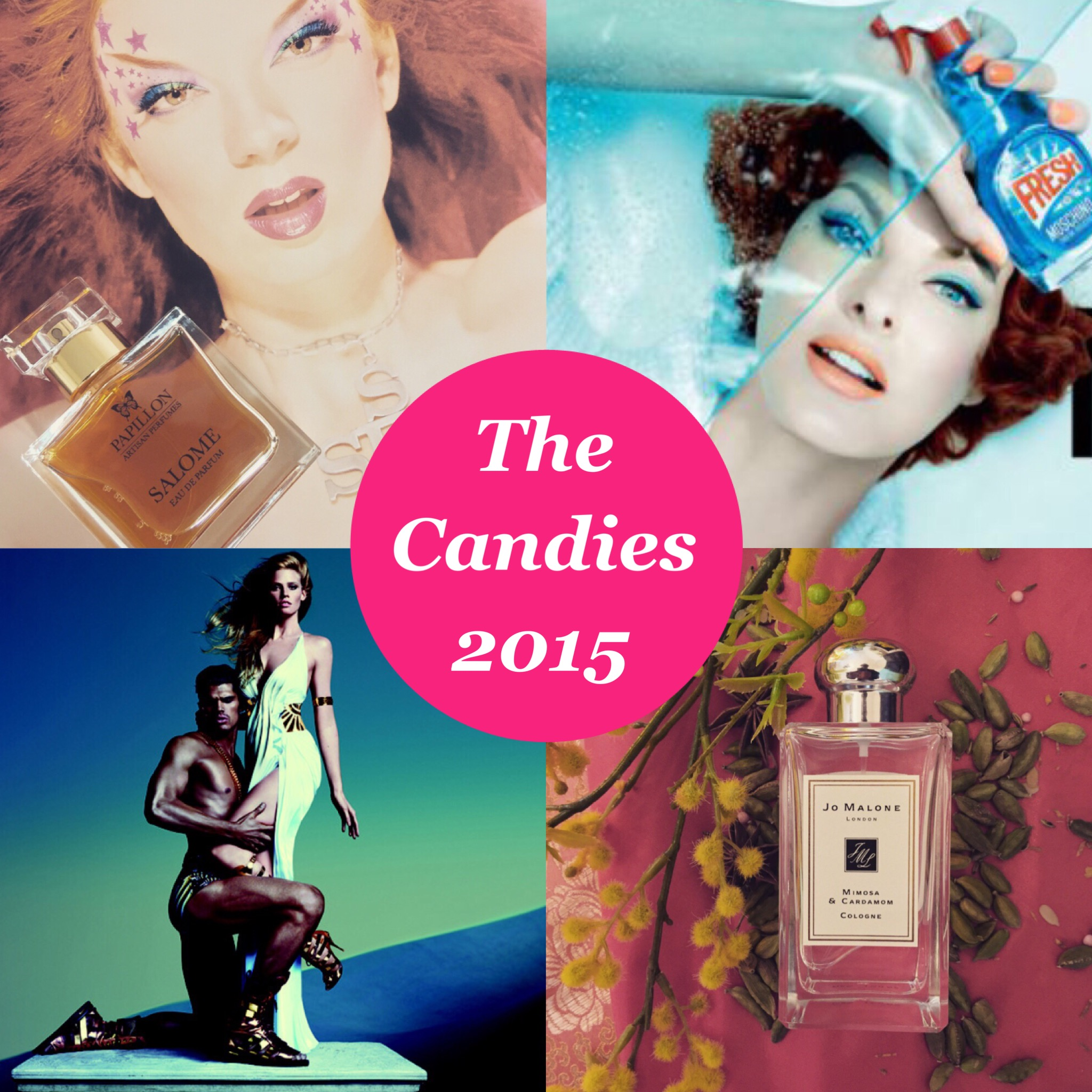 The Candies 2015: The Very Best and The Very Worst Perfumes of the Year