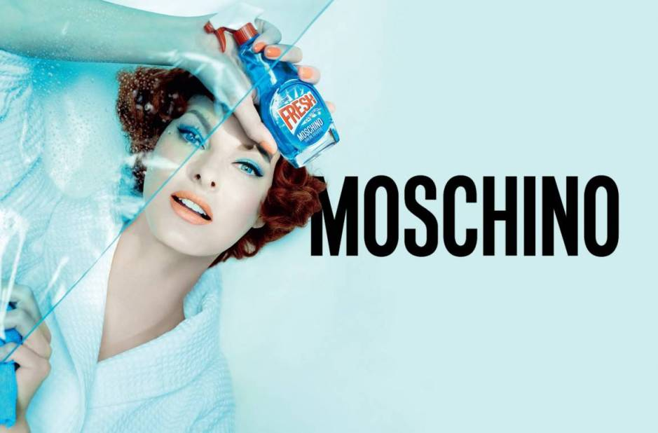 Best Top-Down Design: Fresh Couture by MOSCHINO