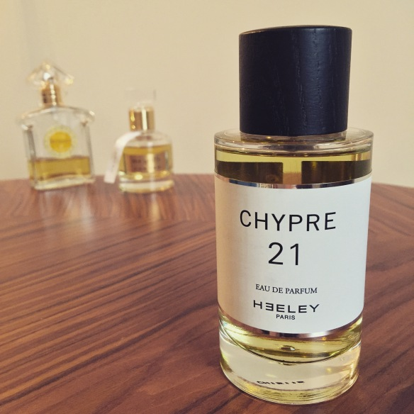 Chypre 21 - A Chypre for the 21st Century