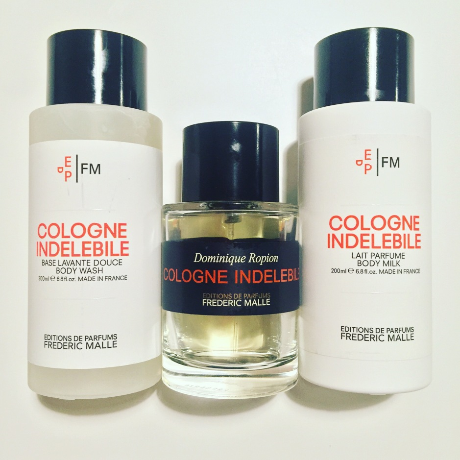 Cologne Indélébile Now Lasts Forever...