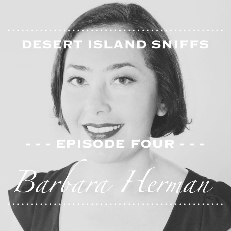 My Castaway This Month is Barbara Herman