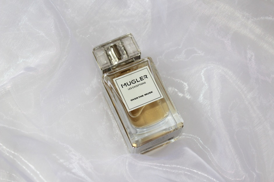 The Couture Musk: Over the Musk by MUGLER