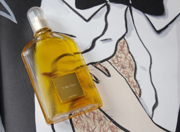 Suave AF Hairy: TOM FORD for Men by TOM FORD