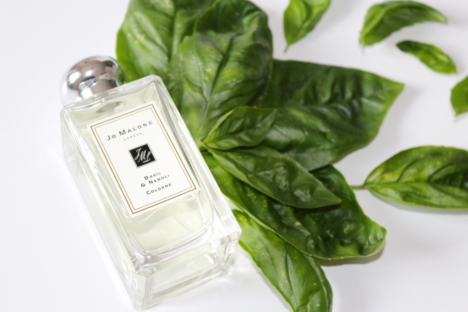 New from Jo Malone London: Basil & Neroli Cologne