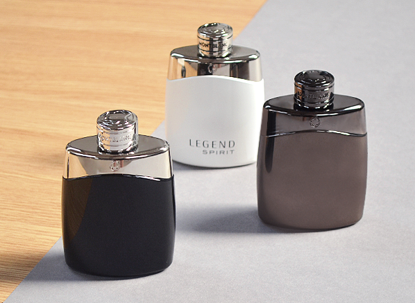 The Montblanc Legend Trio