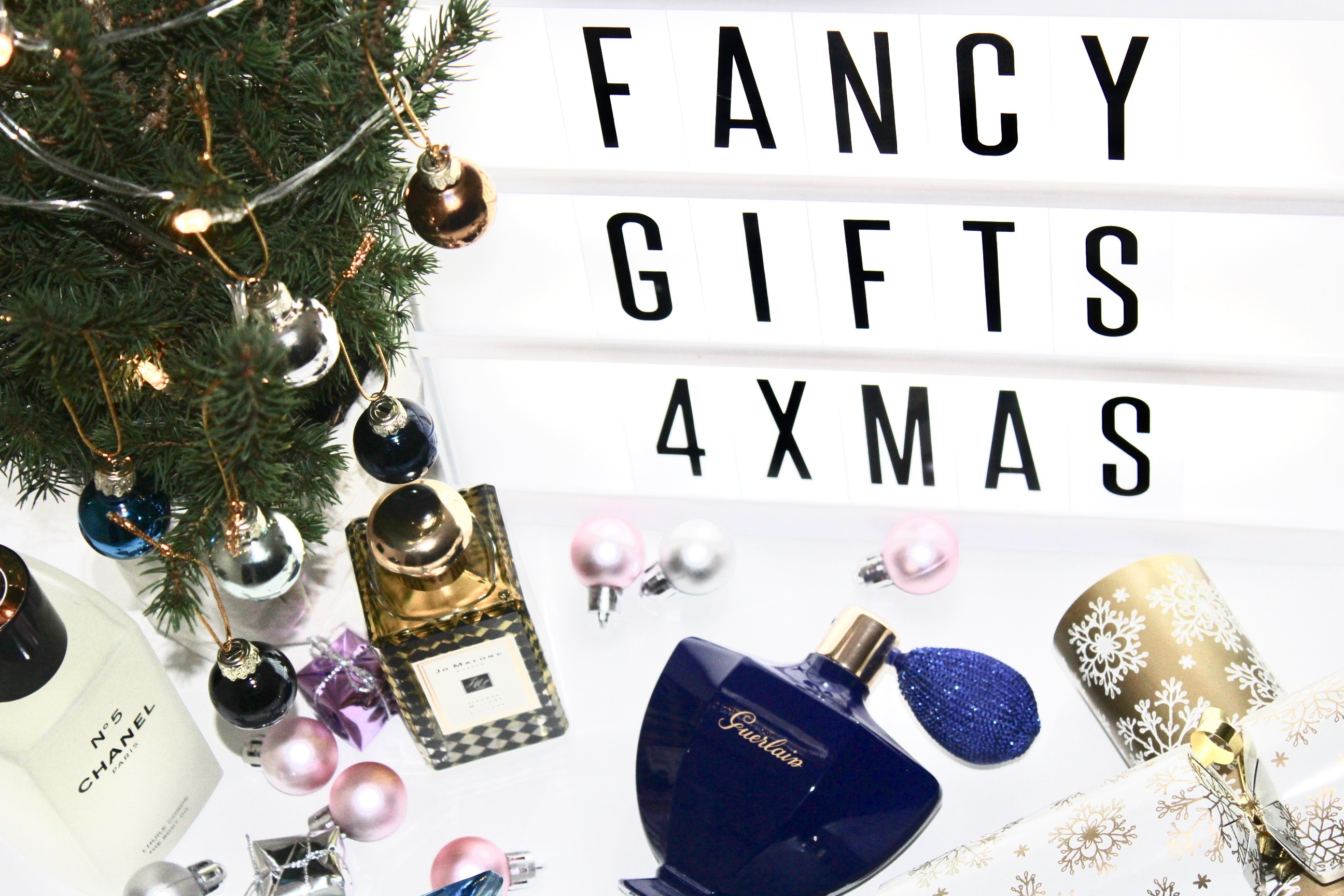 Fancy Fragrance Gifts for Christmas