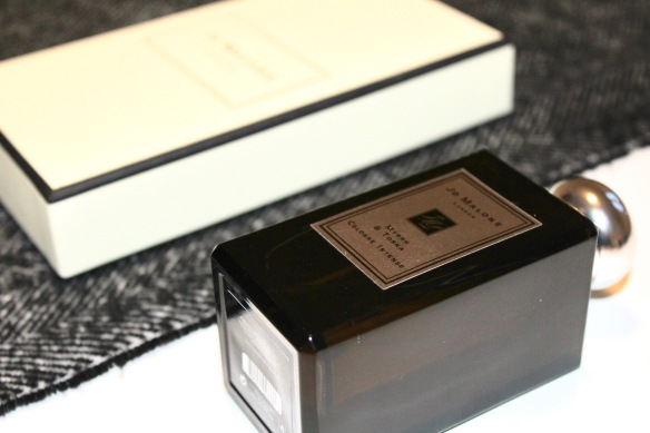 New from Jo Malone London: Myrrh & Tonka Cologne Intense