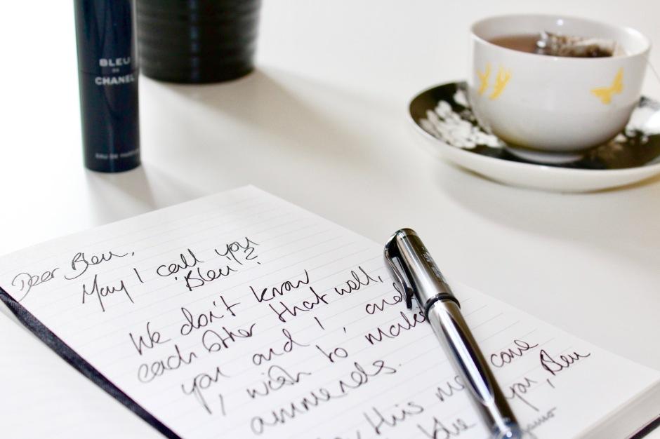 Dear Bleu