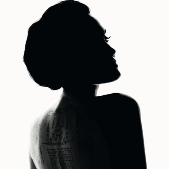 Angelina Jolie for Mon Guerlain