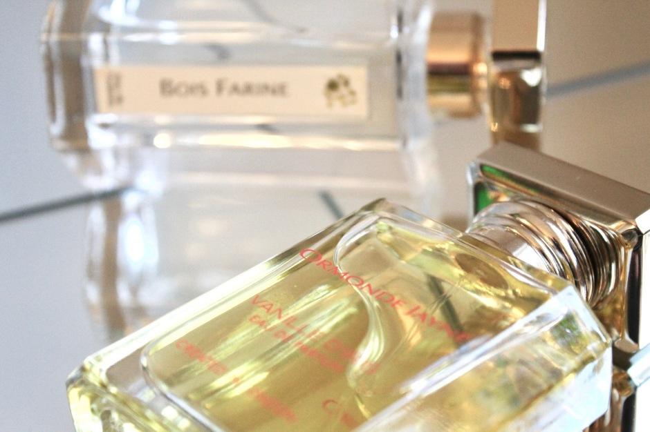 Dough: Bois Farine by L'Artisan Parfumeur and Vanille d'Iris by Ormonde Jayne