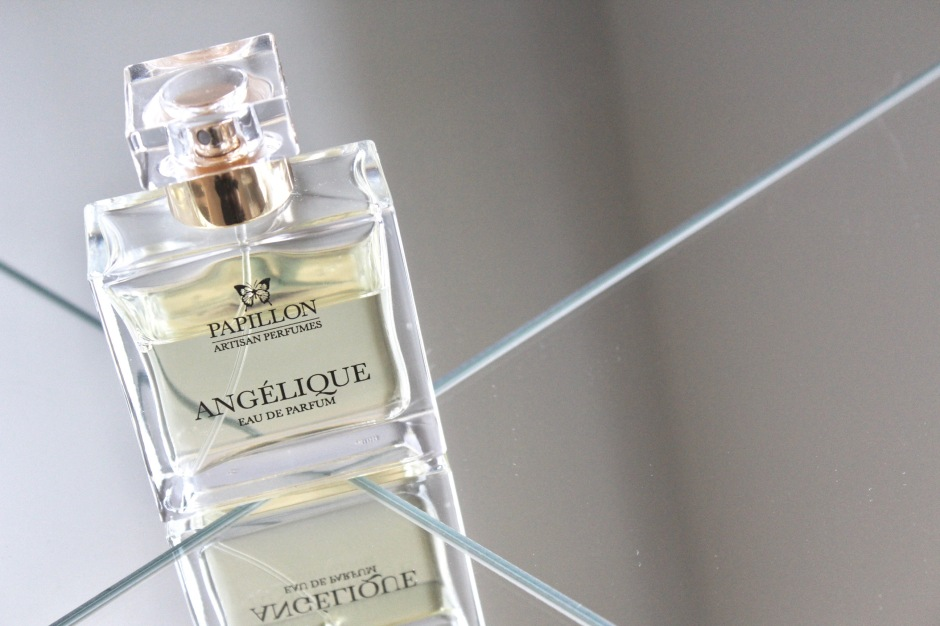 Violet: Angelique by Papillon Artisan Perfumes