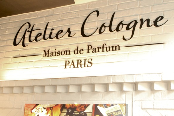 Atelier Cologne, Covent Garden