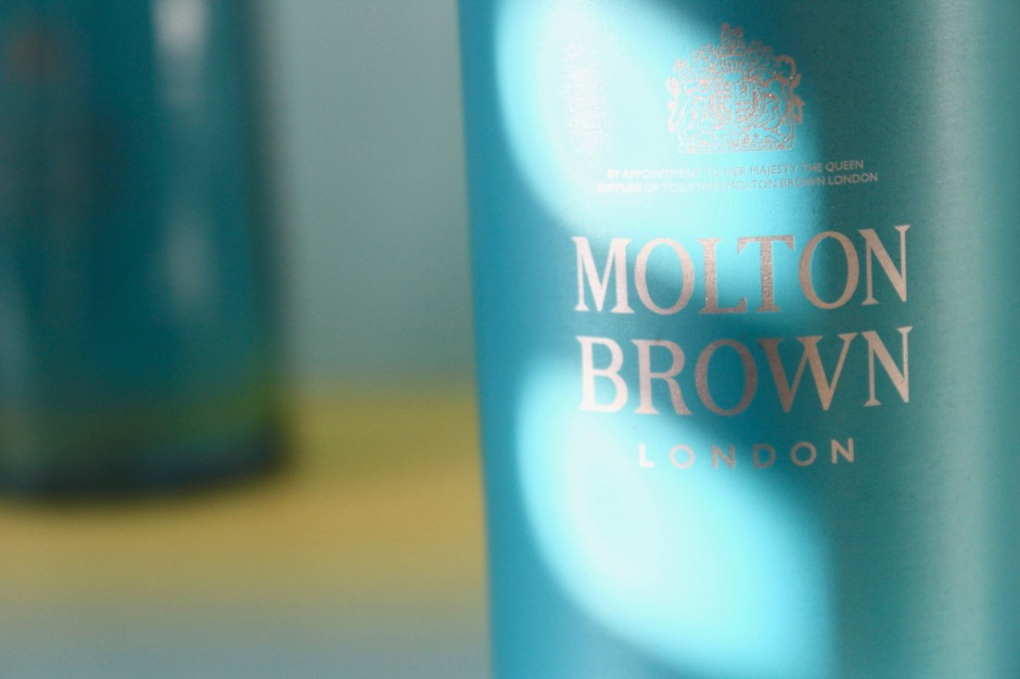 Crushing Hard on Molton Brown