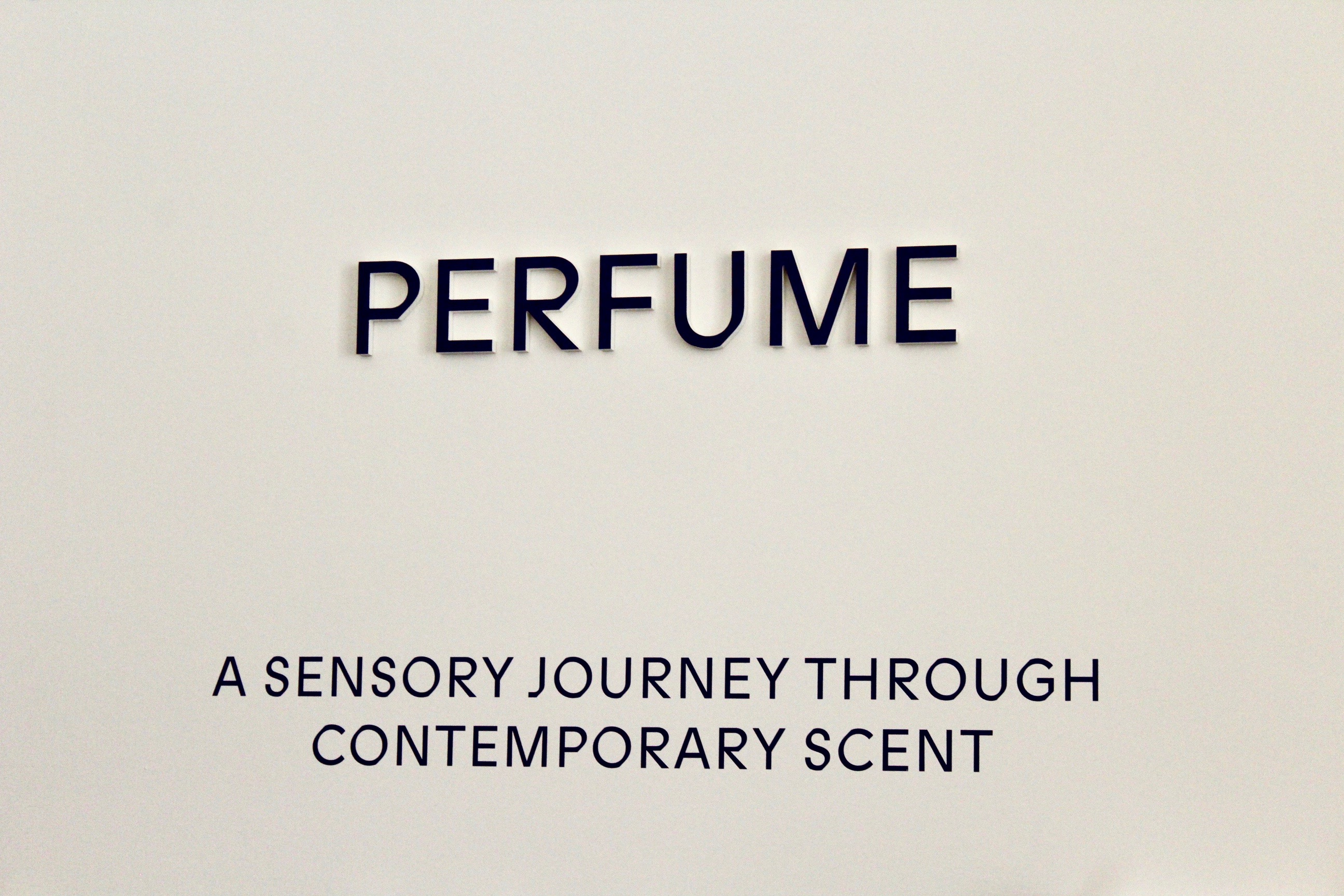 Perfume @ Somerset House